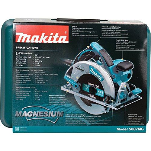 Makita 5007Mg Magnesium 7-1/4-Inch Circular Saw