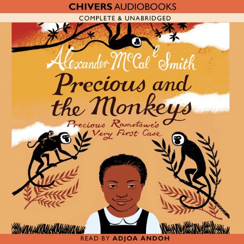 Precious and the Monkeys cover art