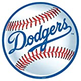 'Los Angeles Dodgers Major League Baseball Collection' Cutout, Party Decoration, 1ct