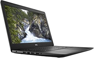 Dell VOSTRO 3581 i3 7020U 4GB 1TB 15.6 Inch  Intel HD Graphics- DVDRW DOS - Black