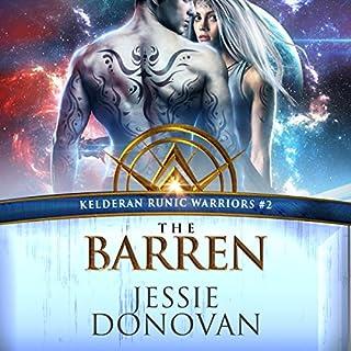 The Barren audiobook cover art