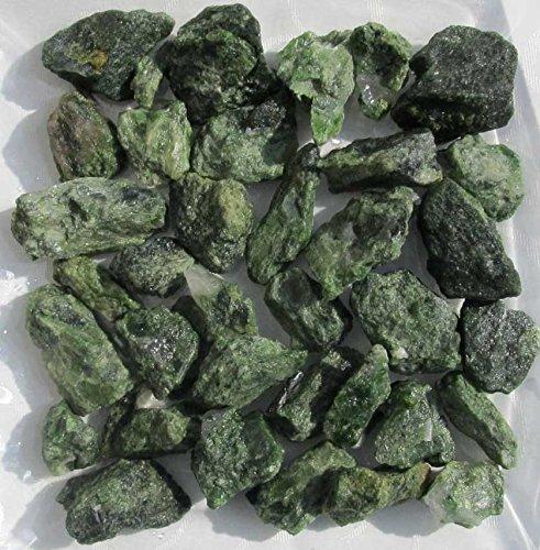 Diopsid 300g., Rohsteine Minerale Wasseraufbereitung (1 kg = 31,67 EUR)