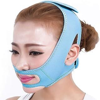 Gezichtsvermager Gezichtsverband, klein gezichtsgereedschap V Gezichtshefriem Gezichtsmassager Schoonheid Ademend masker V...