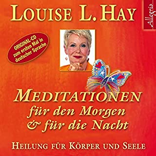 Meditationen für den Morgen und für die Nacht Titelbild