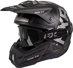 FXR Torque Snow Helmet w/Cold-Stop QRS Black MD