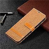 QiuKui Étuis pour Nokia 4.2 5.1 5.3 6.2 7.2, Coche de Luxe Cowboy Funda Boîte de Portefeuille en...