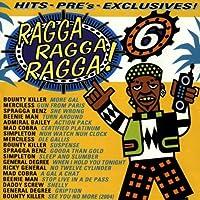 Various Artists - Ragga Ragga Ragga, Vol. 6 by Various Artists - Ragga Ragga Ragga Vol.6 (1995-11-12)