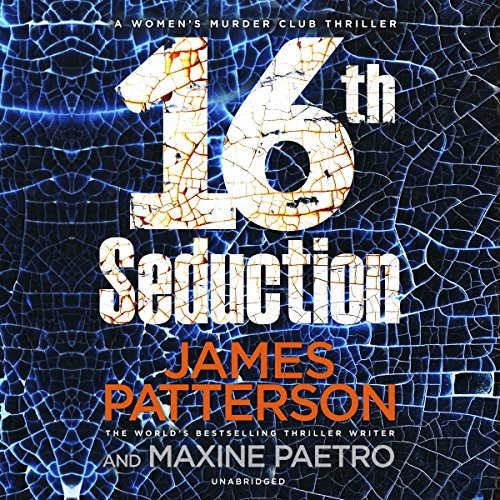 16th Seduction audiobook cover art