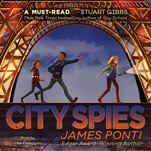 City Spies cover art
