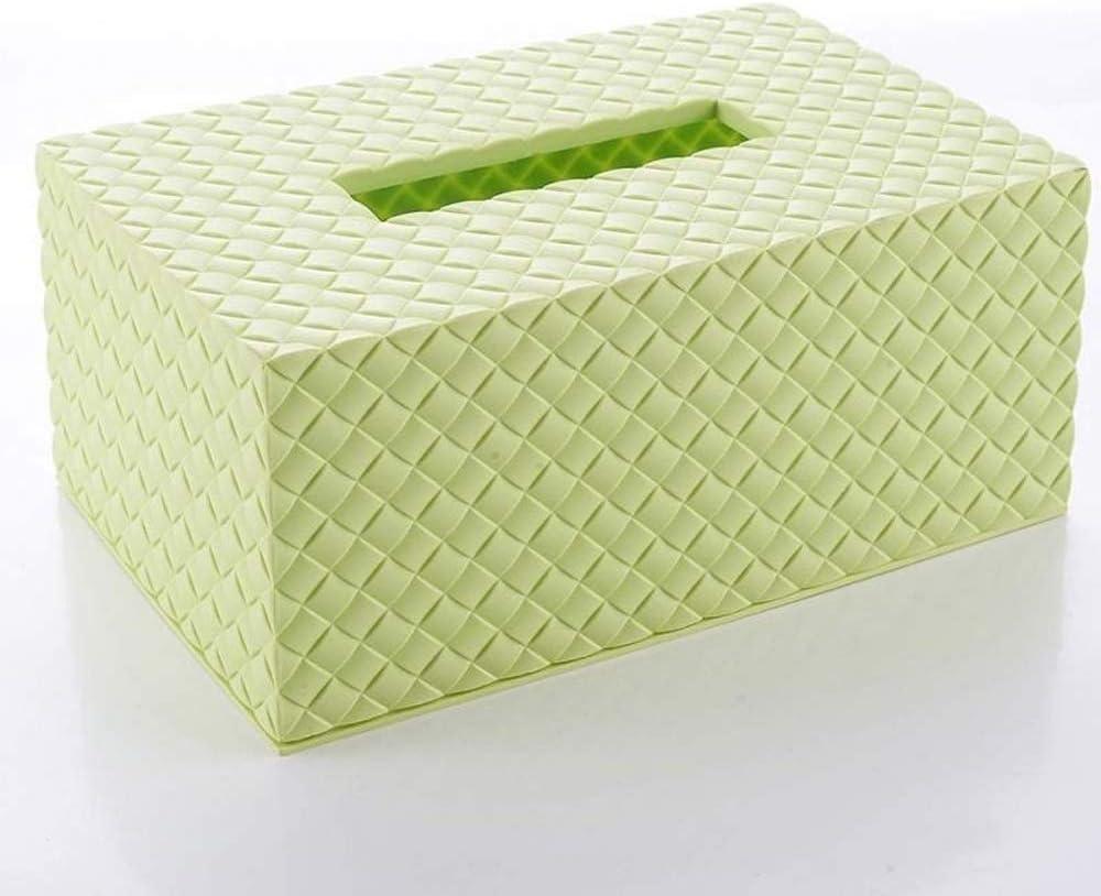 U D Plastic Tissue Box Dispenser outlet H Holder New item Paper Home Car Napkins