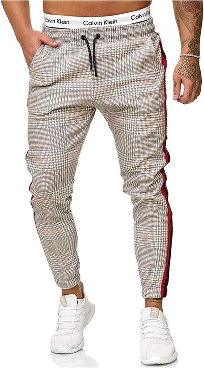 WoJogom 2021 Max 53% OFF Fashion Men's Cotton Male Breath Summer Oklahoma City Mall Pants Linen