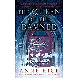 The Queen of the Damned     The Vampire Chronicles, Book 3              Written by:                                                                                                                                 Anne Rice                               Narrated by:                                                                                                                                 Simon Vance                      Length: 20 hrs and 3 mins     26 ratings     Overall 4.6