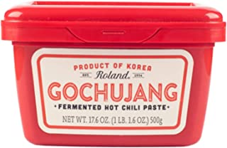 Roland Foods Fermented Hot Chili Paste, from South Korea, Gochujang, 17.6 Oz