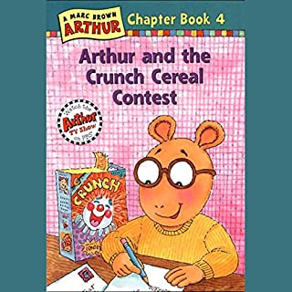 Arthur and the Crunch Cereal Contest cover art
