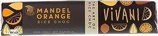 Vivani Almond Orange Chocolate Bar Vegan 1.24oz