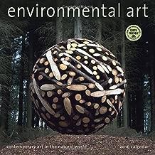 Environmental Art 2016 Wall Calendar: Contemporary Art in the Natural World