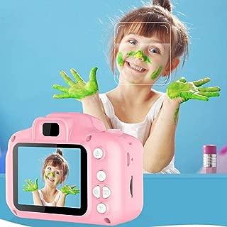 Kids Camera Mini 2 Inch Screen 3MP HD Digital Camera Cartoon Cute Camera Toy for Kids