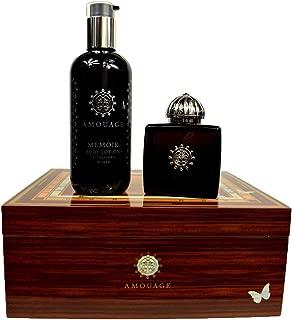 Amouage Memoir by Amouage Perfume Gift Set - perfumes for women - Eau de Parfum,EDP 100 (ml) and 1 x Body Lotion (300 ml)
