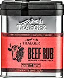 Traeger Grills SPC169 Beef Rub with Molasses and Chili Pepper
