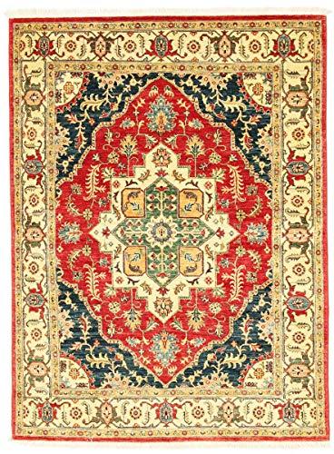 Nain Trading Kasak 192x132 Orientteppich Teppich Handgeknüpft Pakistan