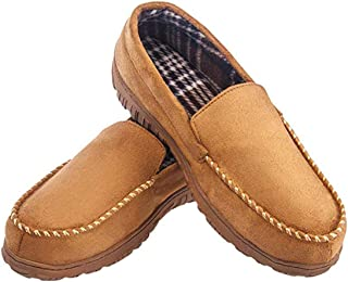Best mens moccasin slippers size 9.5 Reviews