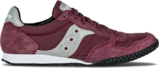 Women's Bullet-W Heritage Running Shoe, Burgundy, 6.5 M US