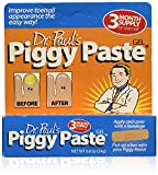 Dr. Paul's Piggy Paste Toenail Fungus Treatment. Toe Nail Fungus Treatment for Toenail and Fingernails. Restores Brittle, Yellow Nails and Makes Them Clear and Healthy Again