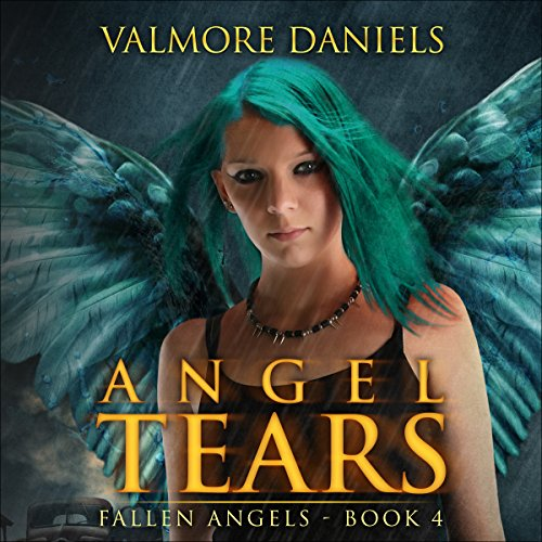 Angel Tears audiobook cover art
