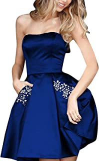 jewelry for strapless dress