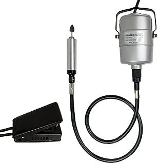 Heavy-Duty 1/4 HP Flex Shaft Grinder & Carver - Foot Pedal Control