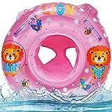 Swim Ring Gonfiabile, BESTZY Anello da Nuoto per Bambini, Galleggiante per Piscina per Bambini, Salvagente Neonato da Piscina, Piscina Baby Salvagente