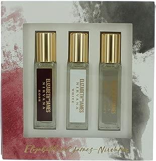 Elizabeth and James Nirvana Coffret Eau De Parfum Mini Rollerball Trio (Floral)