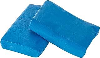SAVITA 2 Pack Car Clay Bar, 160g Clay Bars Auto Detailing Clay Bar Cleaner Reusable CarDetailing Tool for Car Wash Auto Detailing Supplies, Blue