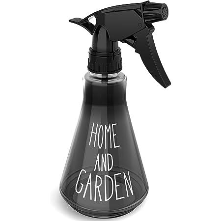 Babacom Vaporisateur Vide 500 ML Flacon Pompe à Gâchette en Plastique Bouteille pour Alcool, Désinfection, Nettoyage, Jardinage, Vaporisateur Vide Spray