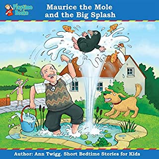 Maurice the Mole and the Big Splash cover art