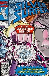 SILVER SURFER #61, Vol. 3, January 1992