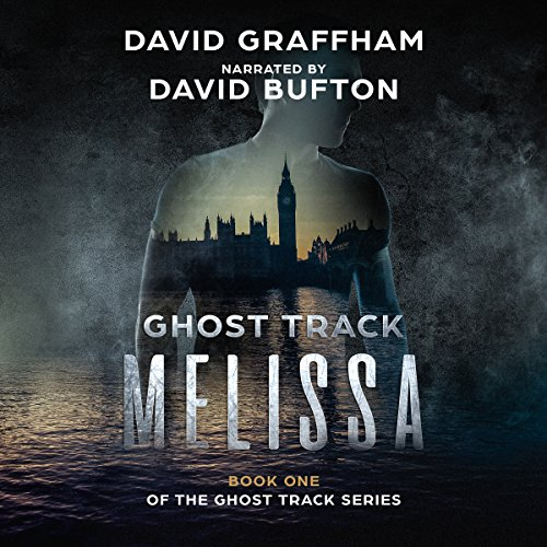 Ghost Track: Melissa audiobook cover art