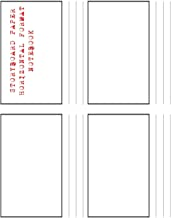 STORYBOARD PAPER HORIZONTAL FORMAT NOTEBOOK: 11x8.5 blank storyboard pages for visually sequencing movie films, theater, animation, graphic novels