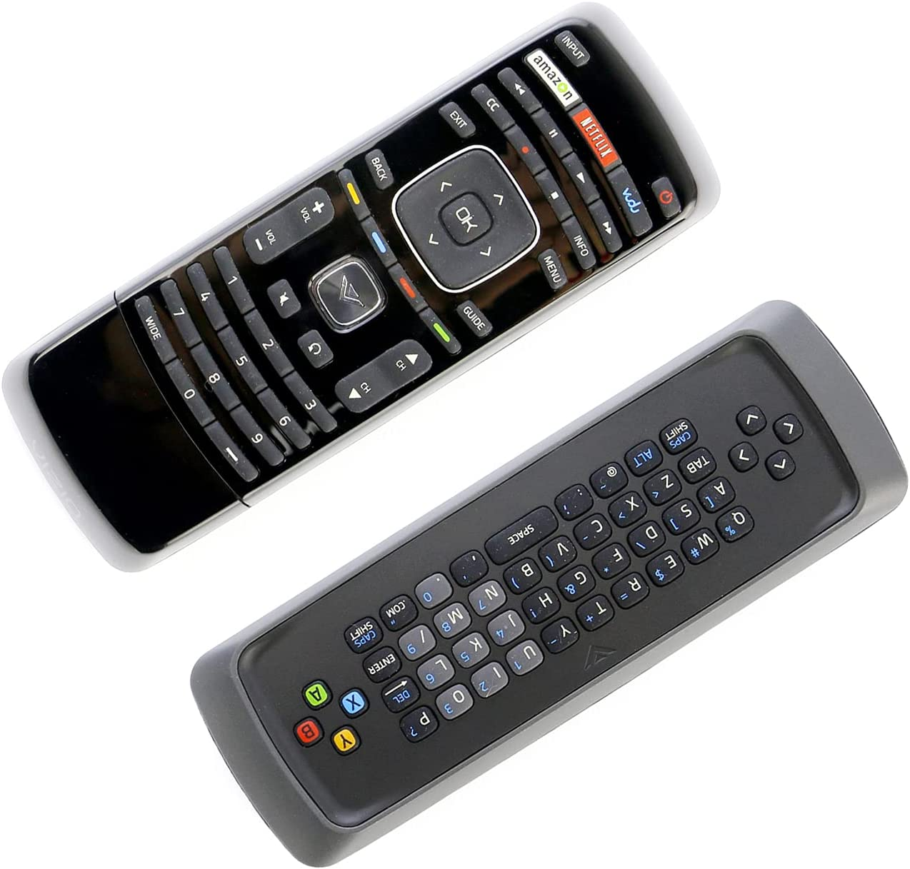 ALLIMITY XRT300 Replaced Remote Compatible with VIZIO HDTV E320FI-B0 VT3D650SV D500I-B1 M421D-A2 M471D-A2 E650i-A0 E700i-A0 E320I-A2 E320I-B0 E650I-B2 M322I-B2 M422I-B2 M492I-B2 M502I-B2 M552I-B2