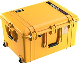 Pelican 1637Airwf with Foam Air 1637 Case, Yellow (016370-0000-240)