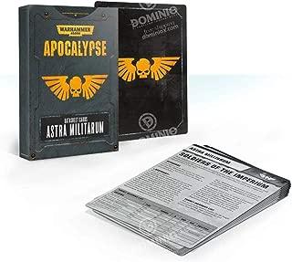Warhammer 40K: Apocalypse Datasheets - Astra Militarum