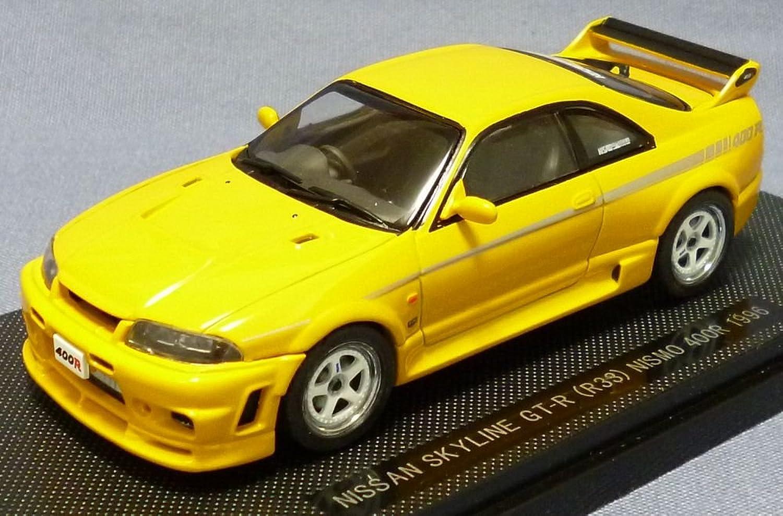 NISSAN SKYLINE GT-R R33 NISMO 400R - 1 43 EBBRO 44131