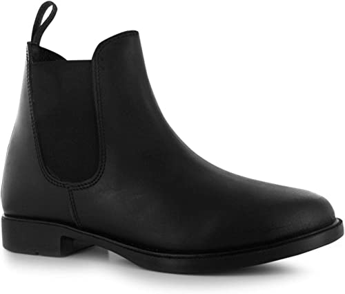 Requisite Glendale Jodhpur Stiefel Herren SchwarzStiefel Schuhe