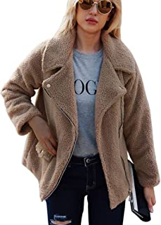 Whitive Mens Mid Long Oversized Comfort Soft Fur Collar Hoode Jacket