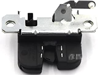 XYXYMY 6Q6827505E Boot Lid Tailgate Rear Trunk Lock Latch Fit for Polo 9N3 9N Hatchback 2002-2010