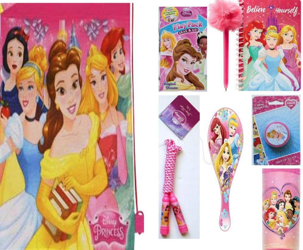 Virginia Beach Mall Multi Disney Princess Coloring Book and Indoors Outdoor Fashion Set Gift