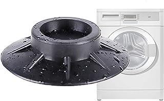 MNBVH Amortiguador de Vibraciones para Lavadora, Almohadillas de Pie para Lavadora, Antideslizantes, Protección Alfombrill...