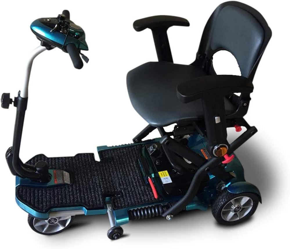 EV Rider 低価格 TransportFolding Mobility Scooter 激安 Arm Upgraded w Rests