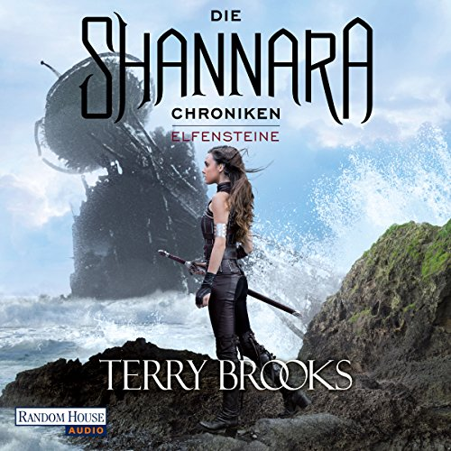 Elfensteine (Die Shannara-Chroniken 2) audiobook cover art