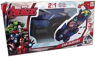 Avengers Car Playset, 390164